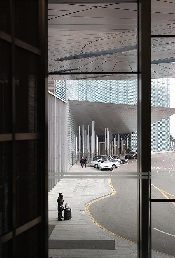 The Window, Lobby, Sheraton Walkerhill, Seoul, March 2008
