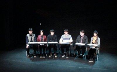 [ET-ENT 연극] 리딩극과 토론극이 조화를 이룬 '카논-안티고네'