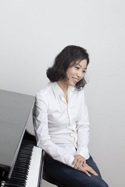 피아니스트 윤유진. 사진=지클레프 제공