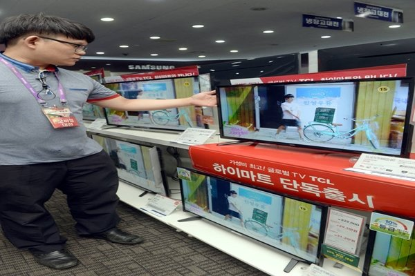 Craze of Chinese TVs in South Korea Becomes Very Quiet