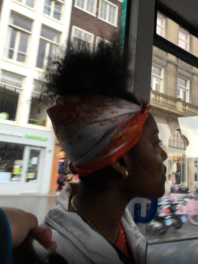 여행중 만난 사람들, 암스텔담, 2016년 7월