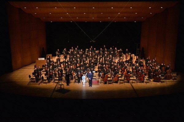 '2017 서울시향의 음악극장 I - 차라투스트라는 이렇게 말했다' 공연사진. 사진=서울시립교향악단 제공