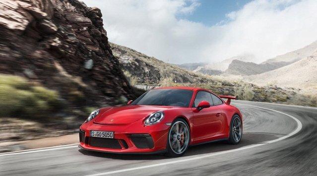 [2017 제네바모터쇼] 포르쉐, 신형 911 GT3 내놓는다