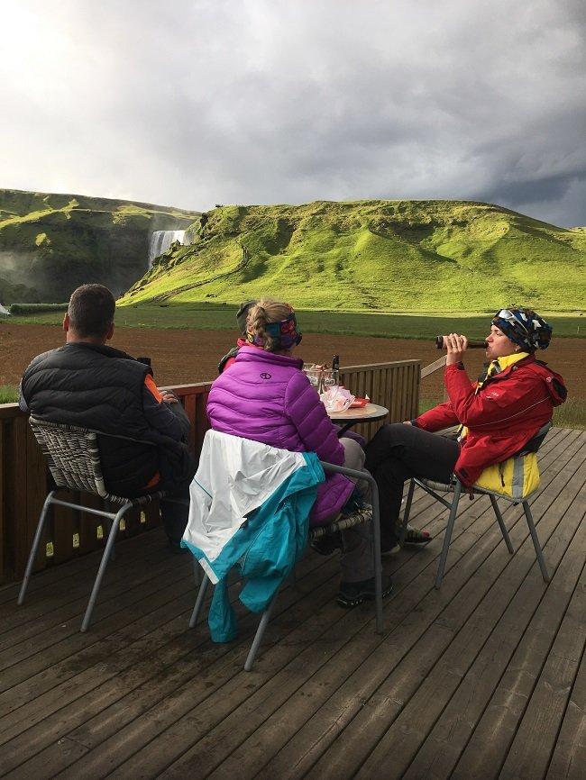아이슬란드 자연과 사람들 풍경, 2016년7월