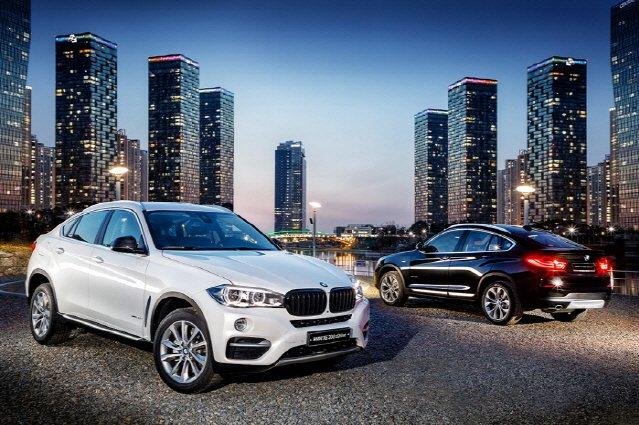 BMW, 스포티한 파츠 더한 X4‧X6 스페셜 에디션 출시