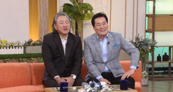 """김성환 """"이순재 때문에 친구따라 간 탤런트 시험 합격"""""""
