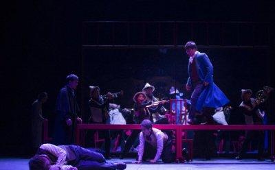 [ET-ENT 연극] 2016 공연예술 창작산실 연극(8) '카라마조프가의 형제들'(제2부) 심정적 살인과 실제 살인 사이에서