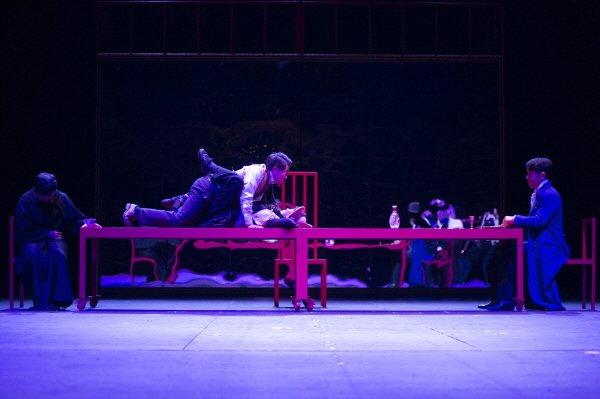 '카라마조프가의 형제들' 공연사진. 사진=한국문화예술위원회 제공