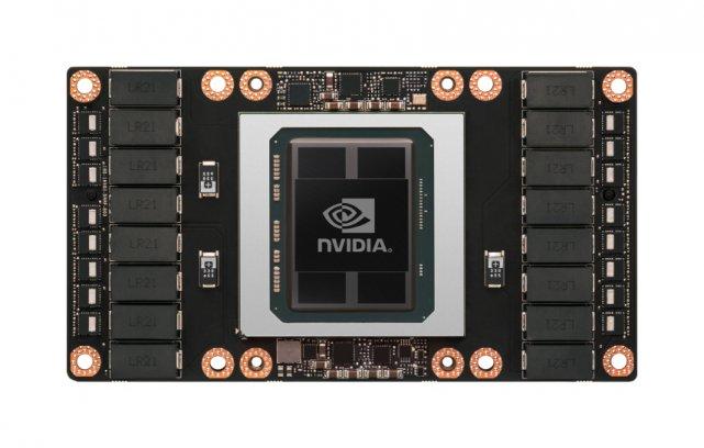 엔비디아 테슬라 P100 GPU