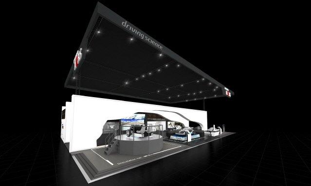 [2017 서울모터쇼] 현대모비스, 자율주행‧커넥티드카 등 첨단 기술 내세운다