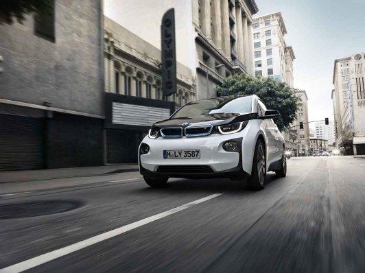 주행거리 늘어난 BMW 전기차 i3, 롯데홈쇼핑서 만난다