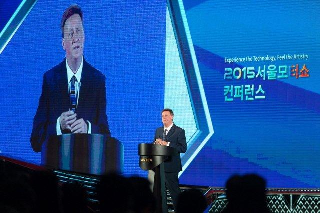 2017 서울모터쇼서 자동차 미래기술 관련 컨퍼런스 열린다
