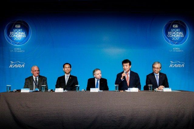 아시아-태평양 모터스포츠 총회, 3일간 일정 성공적으로 마쳐