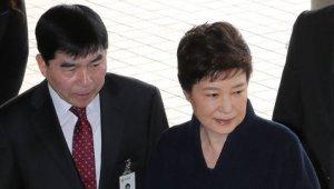 [박 전 대통령 검찰 소환]피의자 조사, 중앙지검 1001호 조사실서 진행