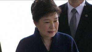 [朴 전 대통령 검찰 출두] 박 전 대통령, 최순실과 대질 무산