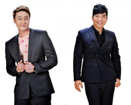김원효 김재욱, '웃찾사' 출연료 기부 이어 日개그팀과 국내 최초로...
