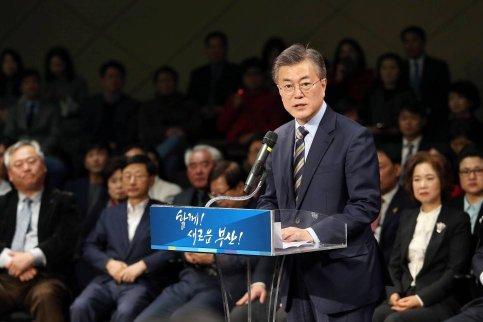 """[박근혜 검찰 소환] 문재인 """"진실 밝히는 것, 국민에 대한 최소한의 예의"""""""