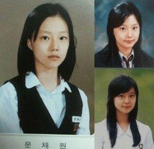 문채원 졸업사진 화제...'제2의 김희선이라 불릴만 했네'