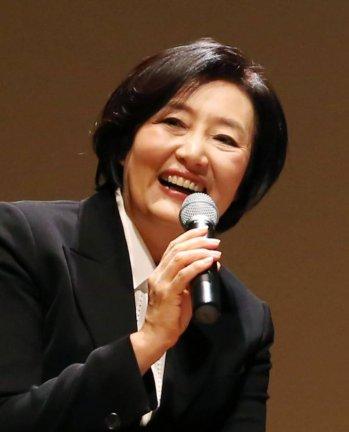 """박영선 의원 """"박근혜 전 대통령의 짧은 한마디...왕 군림 시대 끝내야한다"""""""