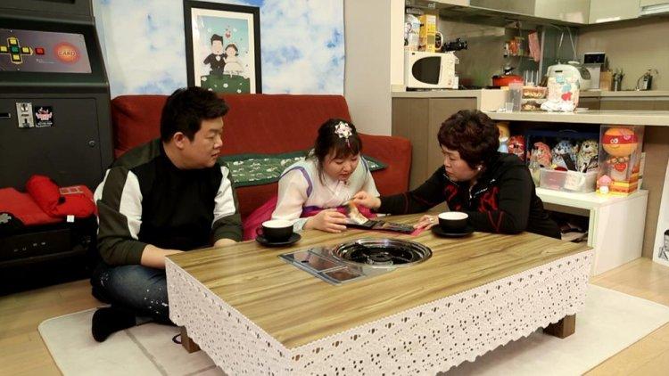 '님과함께2' 김민경 VS 이수지, 유민상 母의 며느릿감 선택은