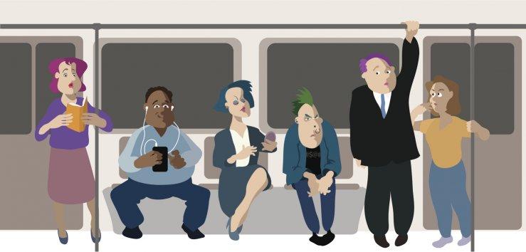 [로버트 파우저의 공감만감(共感萬感)] 지하철의 사회학