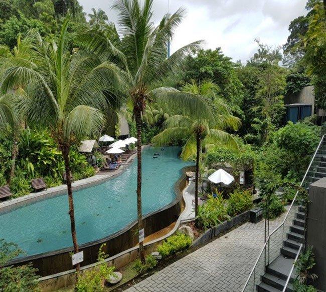 [윤창기의 건축이야기] 자연과 내가 하나되는 호텔