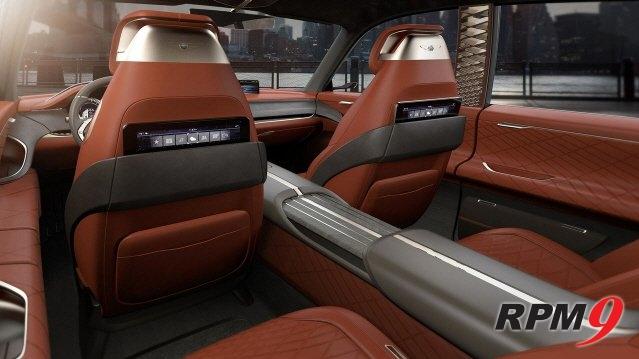 제네시스, 뉴욕모터쇼서 브랜드 최초 SUV 콘셉트카 공개