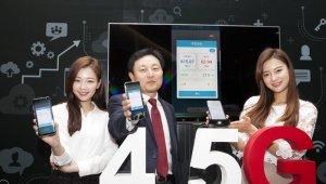 SK텔레콤, 5밴드CA 상용화 ···4.5세대 이동통신 열다