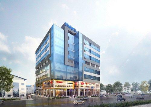 인천 도화동 '스타블루' 지식산업센터 4월 말 오픈 예정