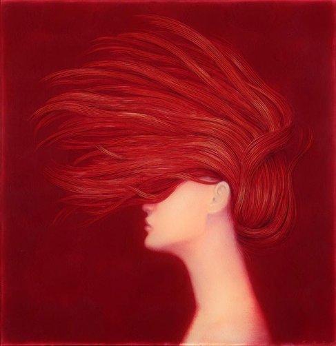 김현식, 사이공간-Beyond,  Epoxy resin, Acrylic color, 39x39cm, 2011