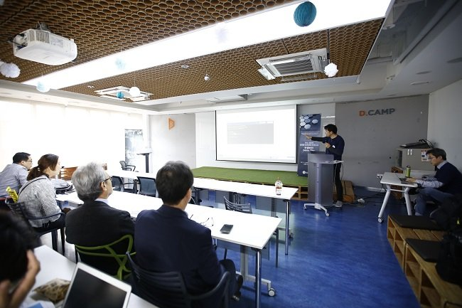블록체인 OS는 지난 5월 2일에 블록체인 기술에 기반한 글로벌 암호화폐 보스코인 컨셉 버전 데모데이를 개최했다.