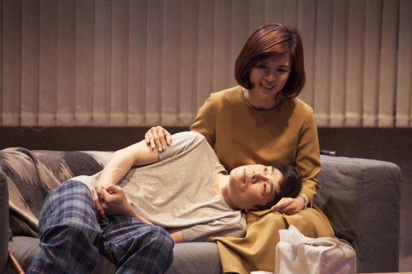 '킬 미 나우' 공연사진. 사진=연극열전 제공