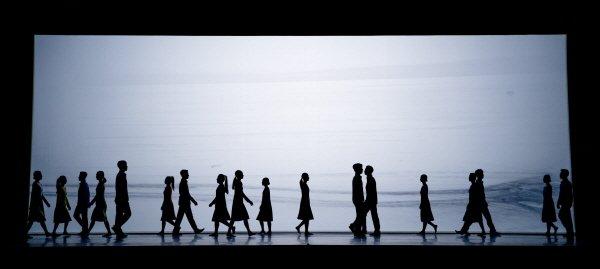'시간의 나이' 공연사진. 사진=국립극장 제공