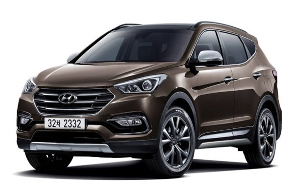 Hyundai Motor Company's mid-sized SUV '2018 Santa Fe' (Provided by Hyundai Motor Company)