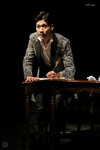 '레미제라블-두 남자 이야기 시즌2' 공연장면. 사진=(주)N.A뮤지컬컴퍼니 제공