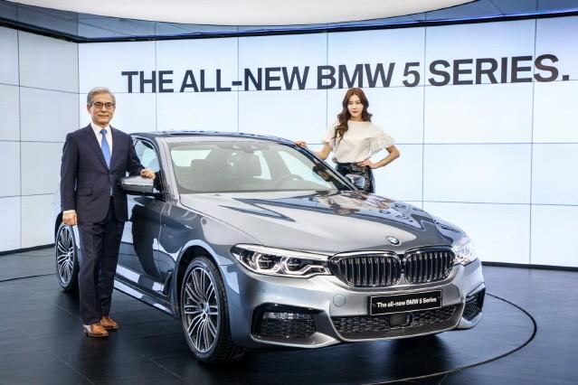 BMW, 4월 수입차 시장서 벤츠 추월