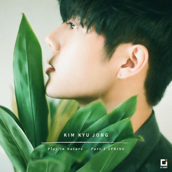 그룹 더블에스301의 김규종이 싱글앨범 ''Play in Nature Part.1 SPRING'으로 감성 솔로 아티스트의 행보를 시작한다. (사진=CI ENT 제공)