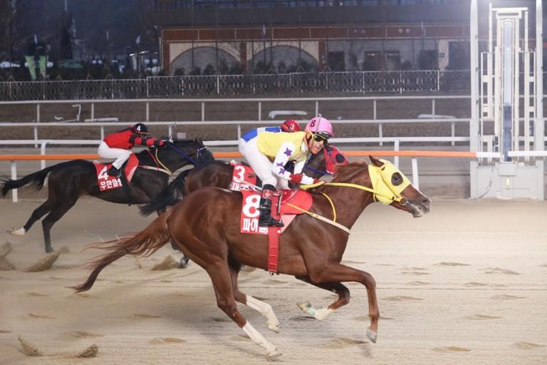 브리더스컵 최범현 기수와 파이널보스