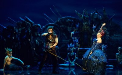 [ET-ENT 오페라] 국립오페라단 '오를란도 핀토 파쵸'(2) 마녀는 매력적이어야 한다, 한 방향으로 돌아가는 애정의 루프
