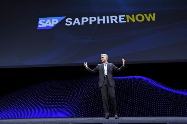 사파이어 나우(SAPPHIRE NOW)'에서 기조 연설자로 나선 SAP의  CEO 빌 맥더멋