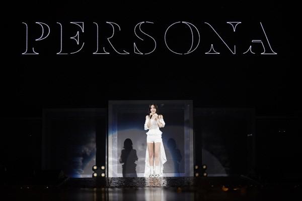 '태연 솔로 콘서트-페르소나' 공연사진. 사진=SM엔터테인먼트 제공