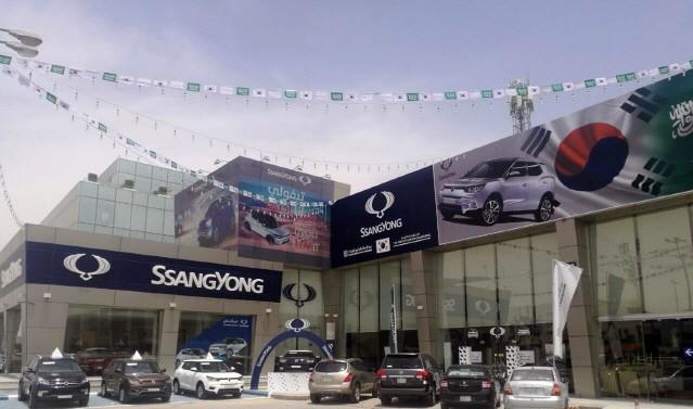 쌍용차, 사우디아라비아 시장 재진출…중동시장 강화 속도 낸다