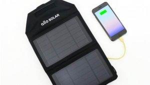 앱스토리몰, 휴대용 태양광 충전기 '알로 태양광 보조배터리' 할인 진행