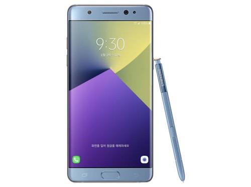 Galaxy Note7(图片来源:韩国《电子新闻》)