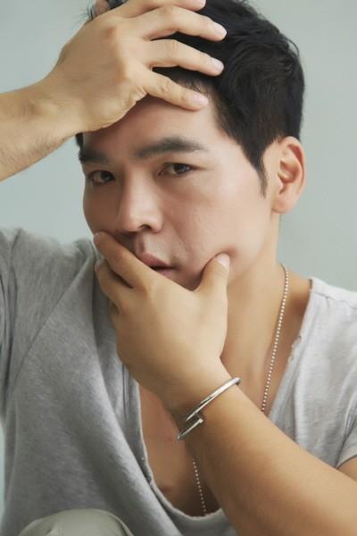 '개를 데리고 다니는 여인' 문태수 배우. 사진=문태수 제공