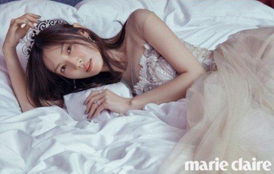 '비주얼甲 예비부부' 김소연♥이상우, 한 번 보면 눈을 뗄 수 없는 웨딩화보 5컷 공개