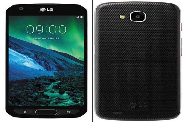 'LG X Venture'