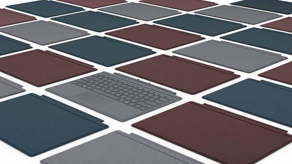 서피스 프로 시그니처 타입 커버(Surface Pro Signature Type Cover)
