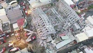 """대만 지진.. .\""""무려 5차례 발생, 고층아파트 흔들리고 고속철 저속운행\"""" 동남부 해안 지진과는 다르다!"""