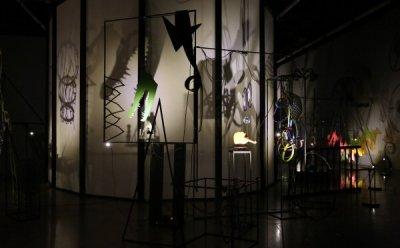[ET-ENT 갤러리] 아르코미술관 중진작가전, 미디어 아티스트 듀오 '뮌'(김민선, 최문선)의 '미완의 릴레이'